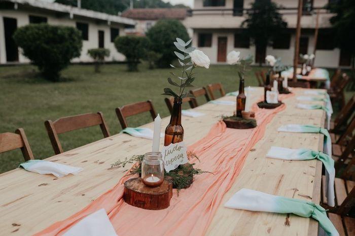 Batalha de estilos: a mesa dos convidados - 1