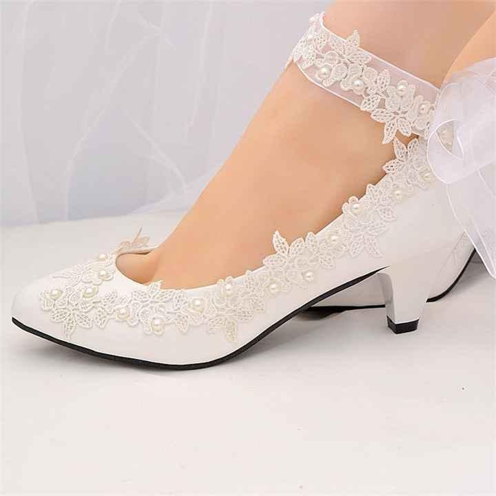 Os sapatos: lisos ou estampados? 👠 - 1