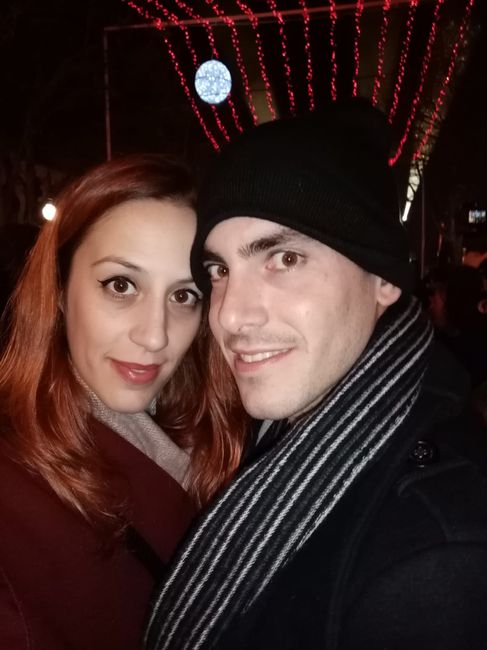 Já tiraram a primeira foto juntos de 2020? 📸 1