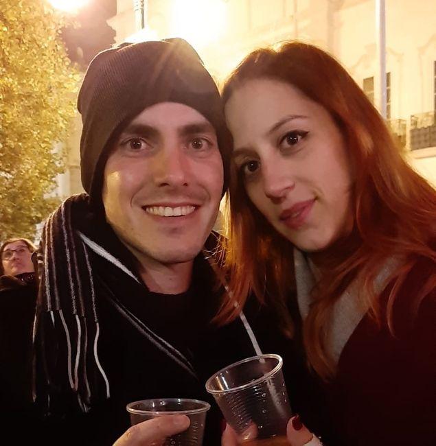 Já tiraram a primeira foto juntos de 2020? 📸 2