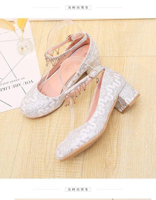 Os sapatos: lisos ou estampados? 👠 7