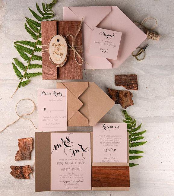 Outubro é Rosa: Convites de Casamento 🎗️ 8