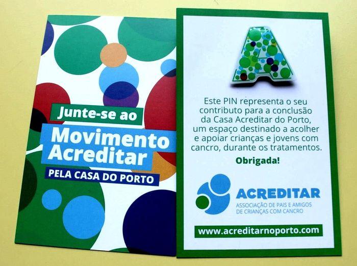 Lembranças Solidárias: Associação ACREDITAR 👰🤵🎁 7