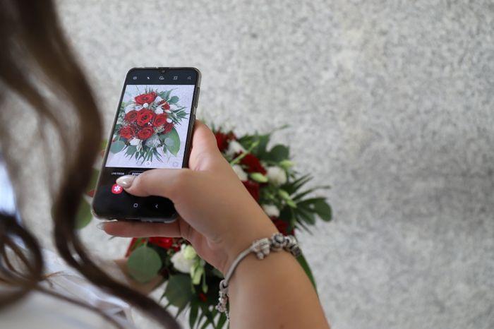 Usarão ramo de noiva no conservatório (registo civil)? 7