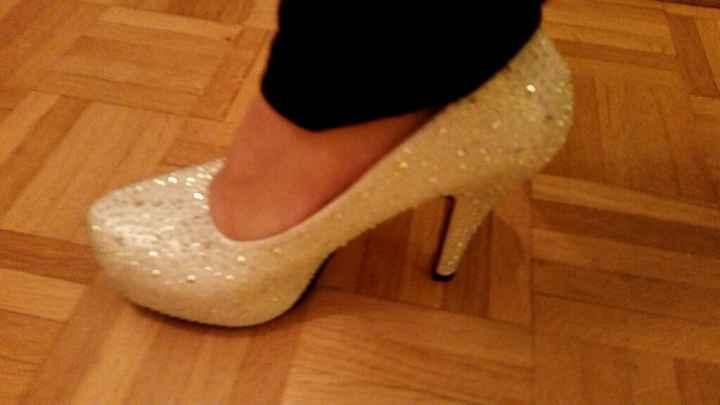 Que tipo de sapatos preferides? - 1