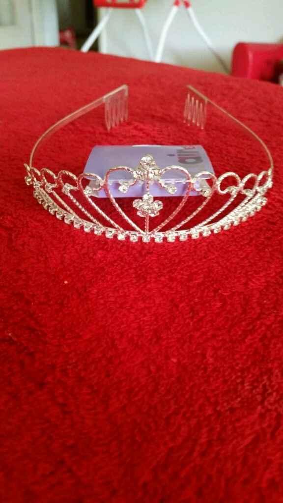 Sim quero...esta tiara - 1