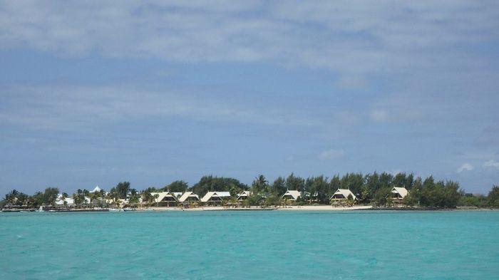 Uma das ilhas