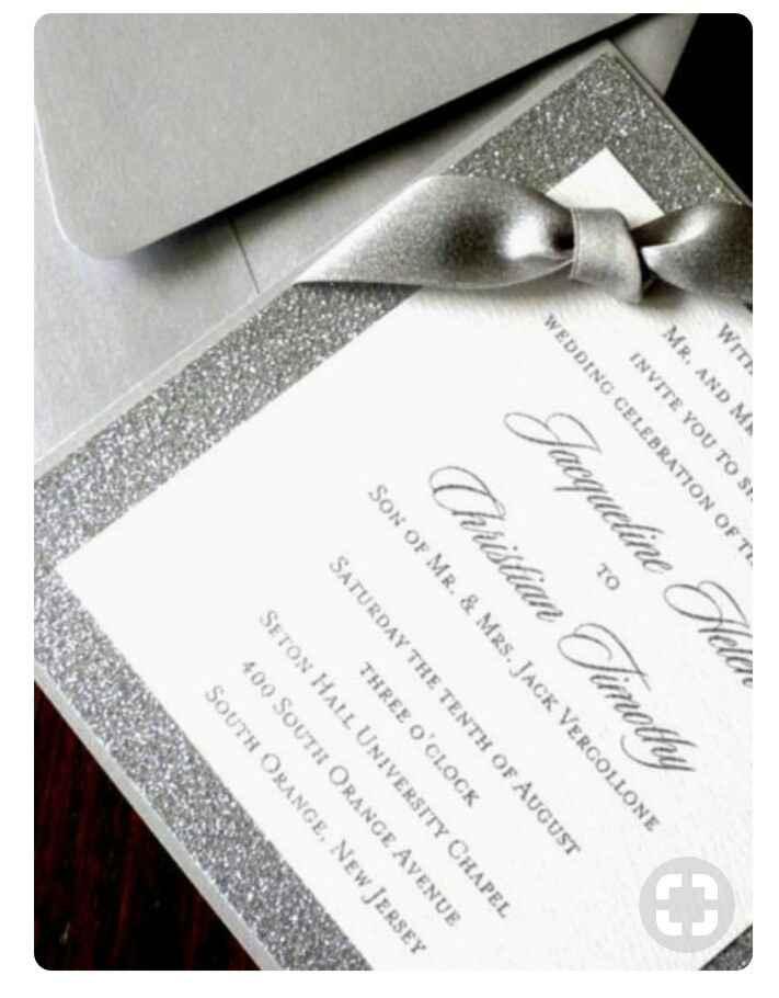 Convites ❤ - 1