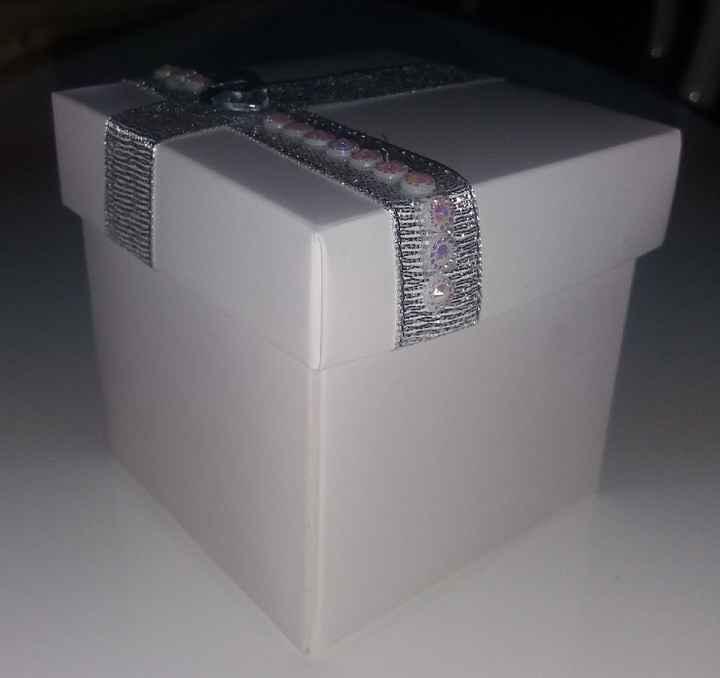 Caixas convites - 2