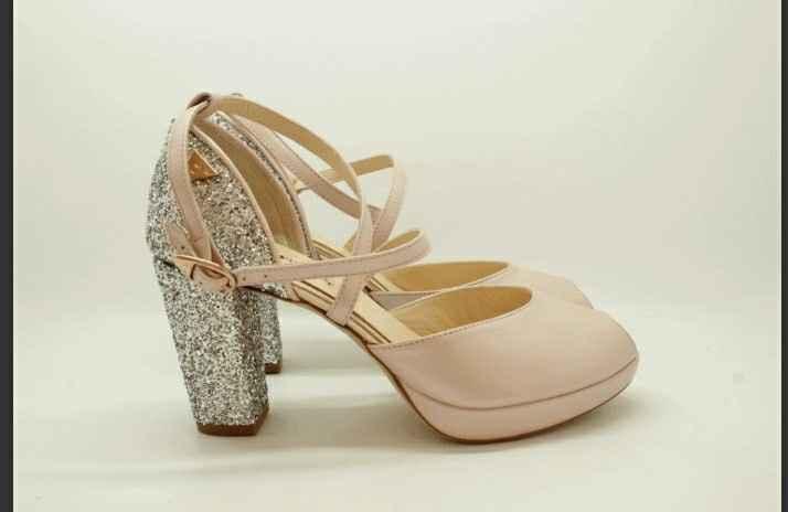 Sapatos finalizados 😊 - 1