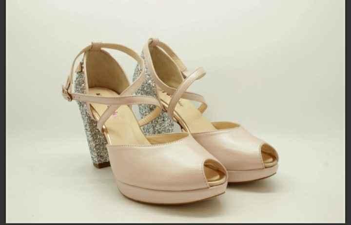 Sapatos finalizados 😊 - 2