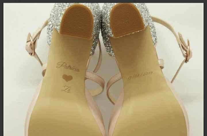 Sapatos finalizados 😊 - 3