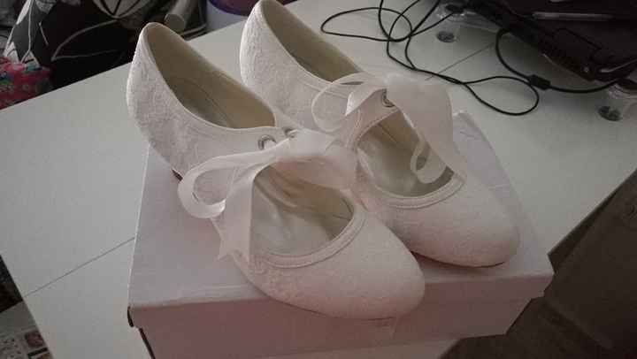 Sapatos de noiva - check ✓ - 1