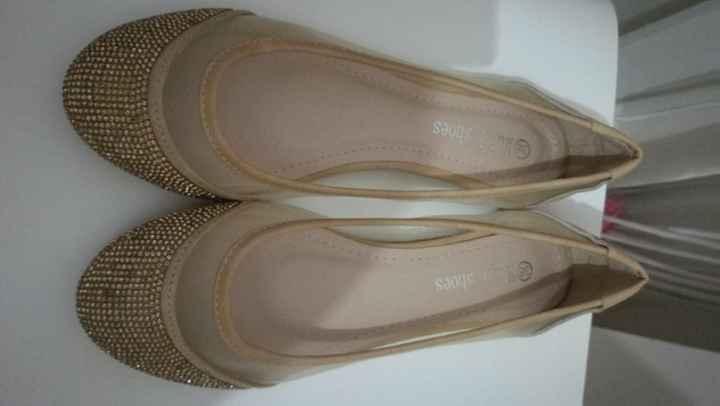 Sapatos de noiva - check ✓ - 3