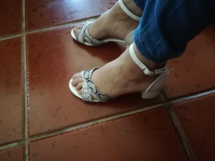 Sandálias 1