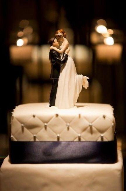 1) Topo de bolo romântico