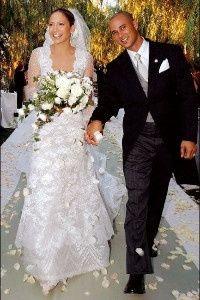 2) Casamento Jennifer Lopez & Chris Judd