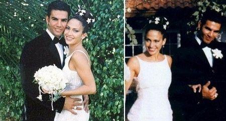 3)Casamento Jennifer Lopez & Ojani Noa