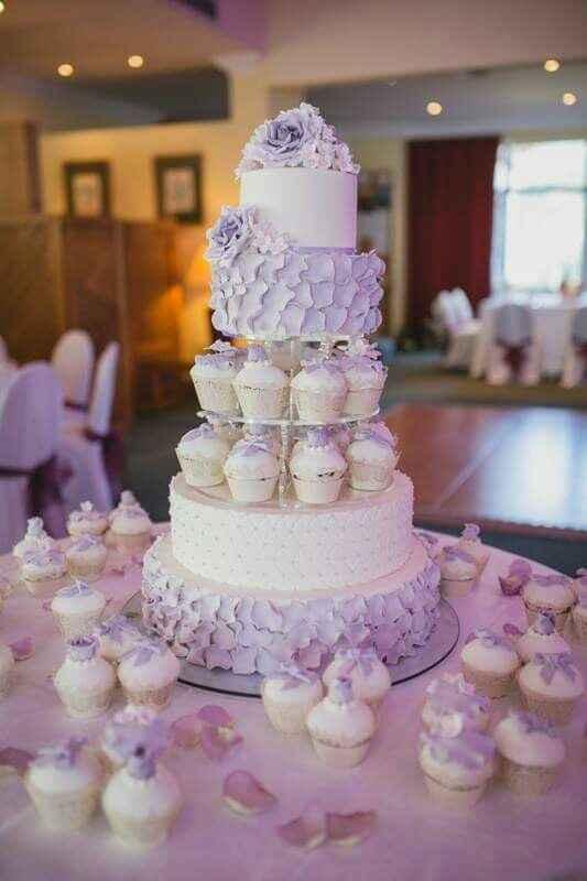 Procurando alternativas para o bolo de casamento? - 1