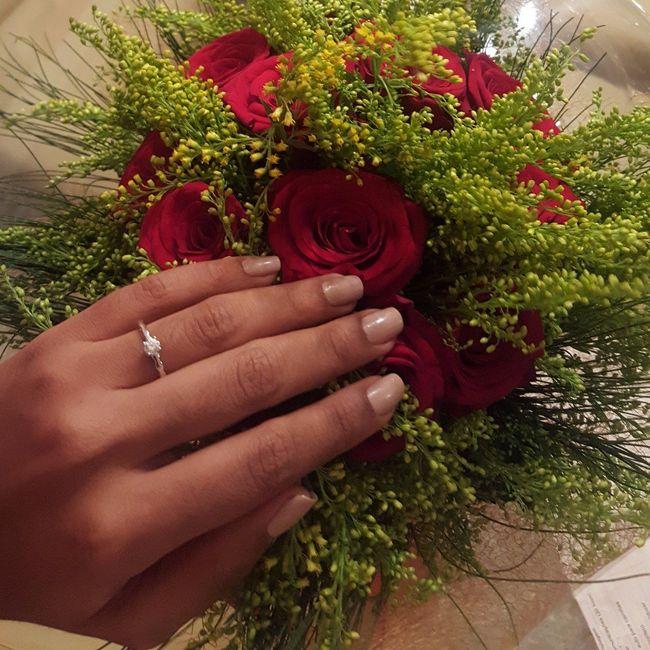 O meu anel