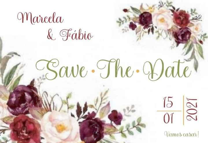 Noivos que se casam em 15 de Janeiro de 2021 em Ovar - 1