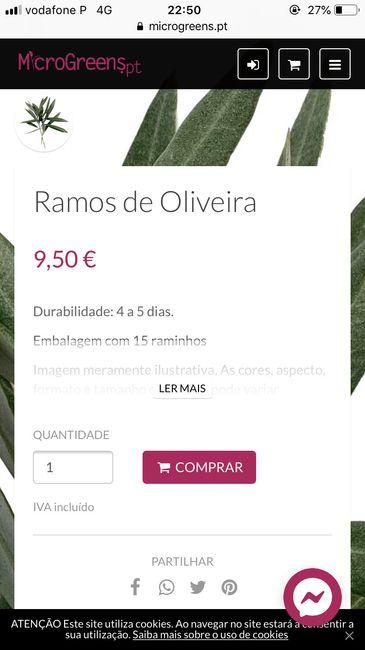 Lembranças - Pe de Oliveira - 1