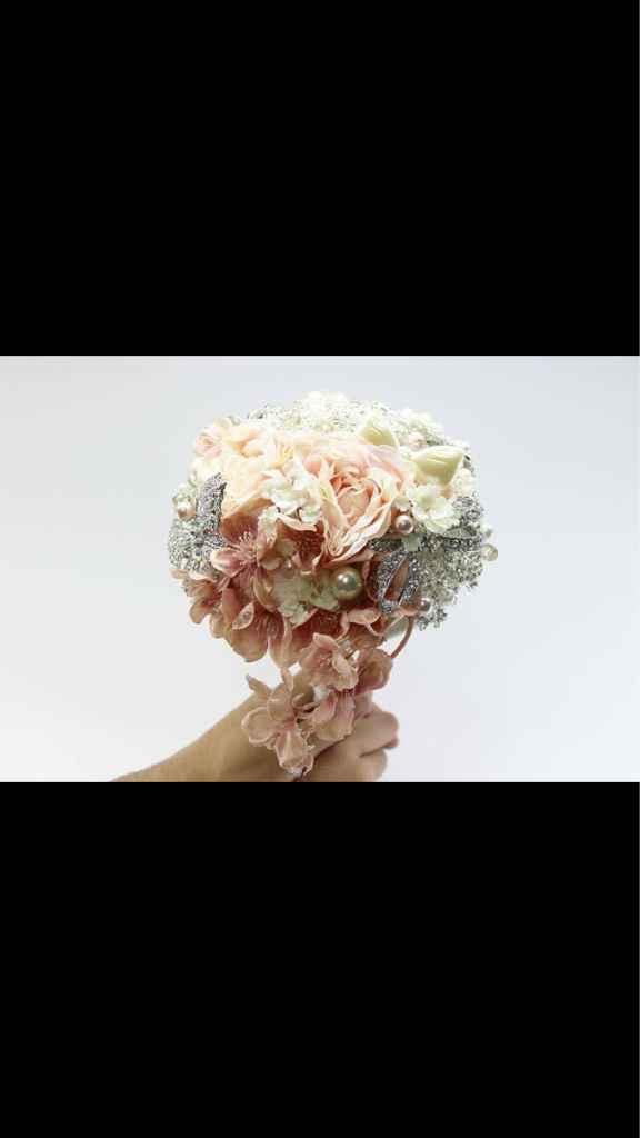 Bouquet a ficar pronto 😍 - 1