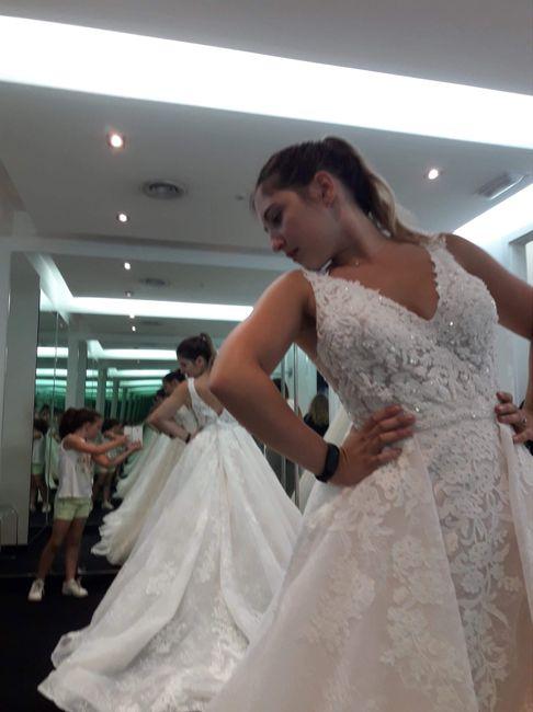 Vestido de Noiva diferente 4