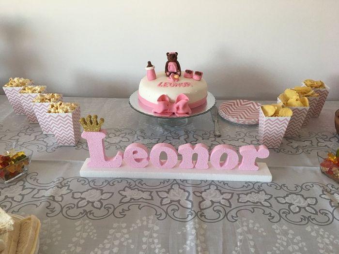 Chá de bebe da leonor - 9