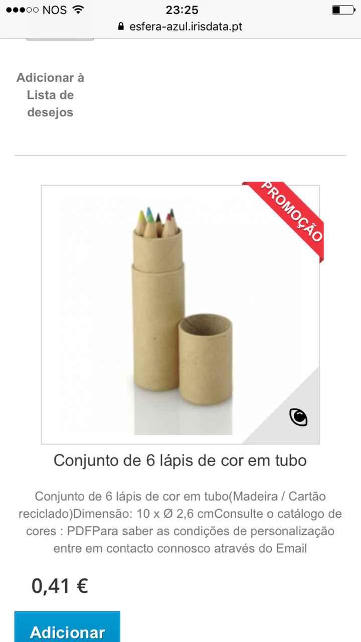 Lápis crianças - 1