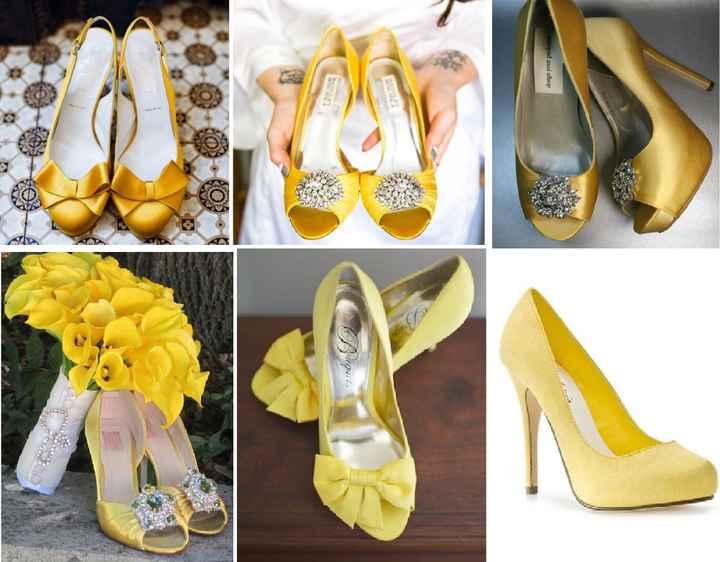 Sapato para noiva - 1