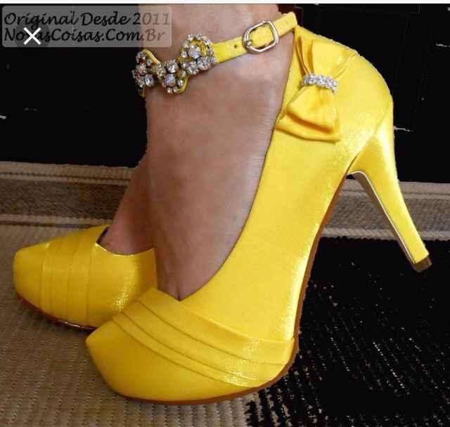 Sapato para noiva - 2