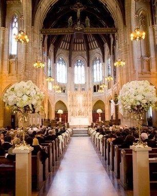 Lugar da cerimonia