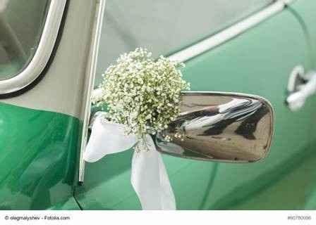Flores carro