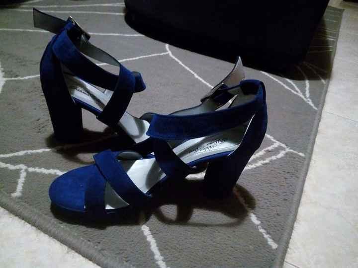 As minhas sandálias