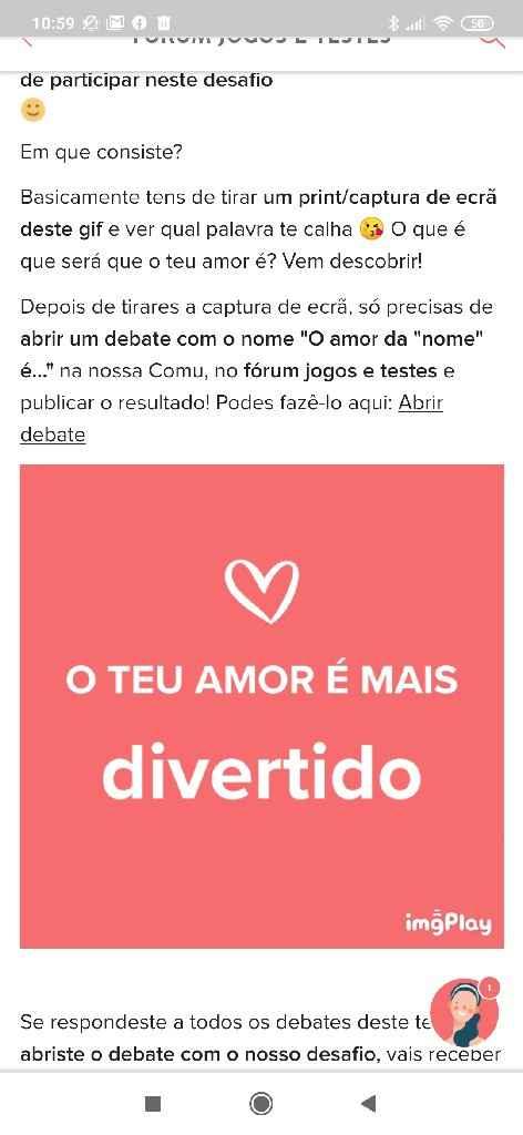 """""""O amor da """"adriana"""" é o João Filipe"""" - 1"""