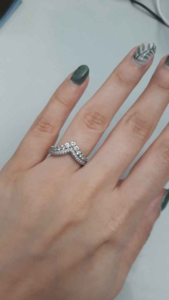 DESAFIO: partilha o teu anel de noivado! 💍 - 1