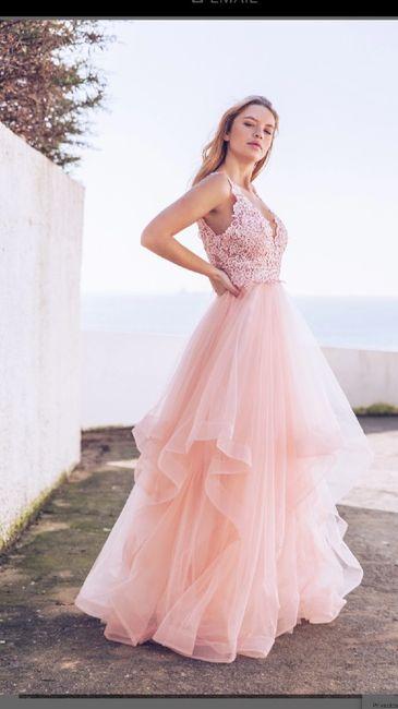 Qual vai ser o estilo do teu vestido? 4