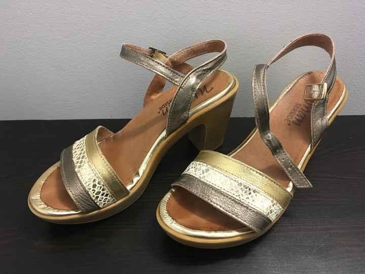 Sandálias/sapatos - 1