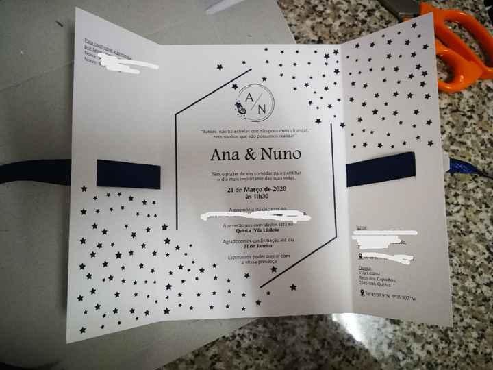 Convites - check - 2