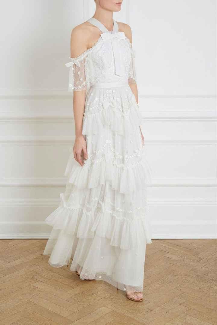 Ainda da saga do vestido de noiva - 1