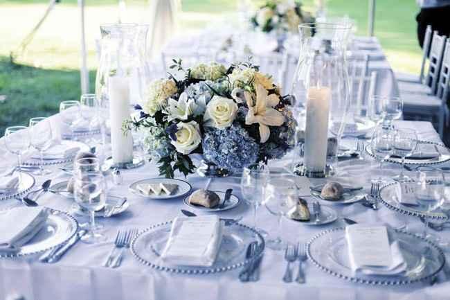 a cor do meu casamento: azul 💙 - 9