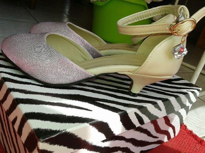 Finalmente os meus sapatinhos :) - 1