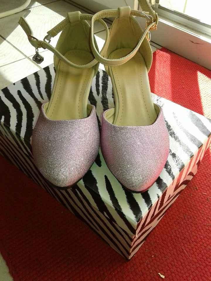 Finalmente os meus sapatinhos :) - 2