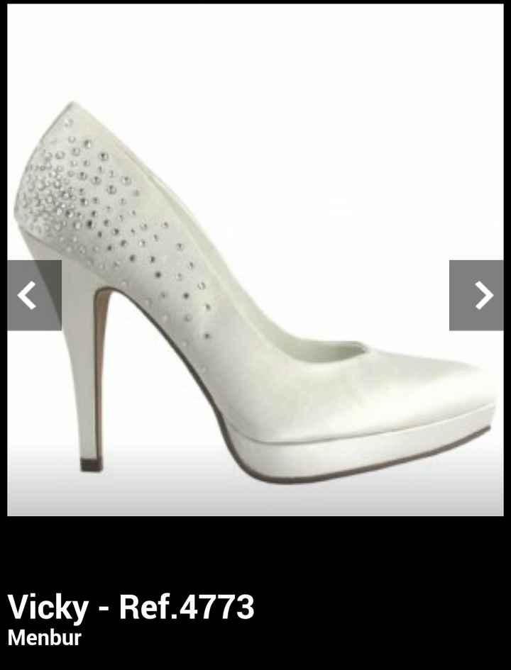 Sapatos menbur - 1