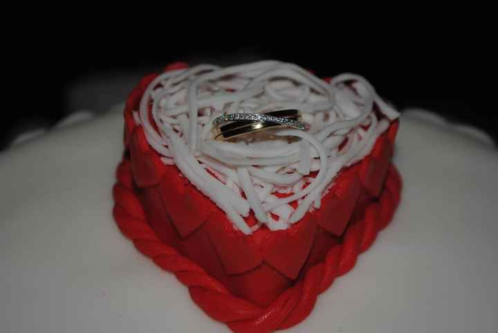 Meu lindo anel de noivado