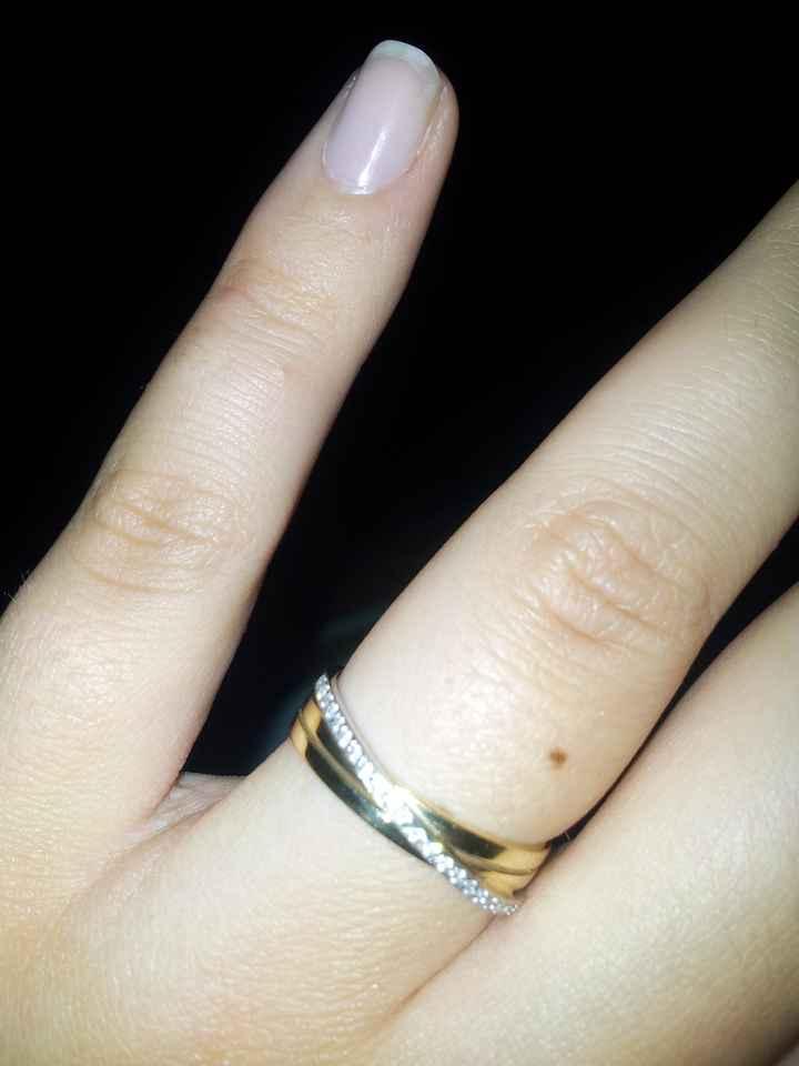 Pedido de casamento! - 1