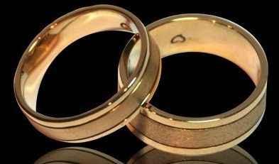 Alianças de casamento - 1