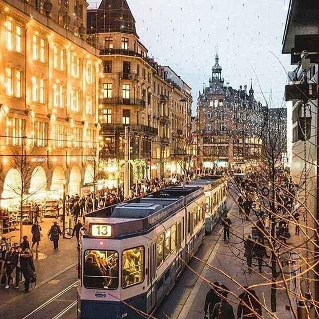 Descobre tudo sobre Zurique - um destino diferente para uma lua-de-mel ⭐😍 - 8