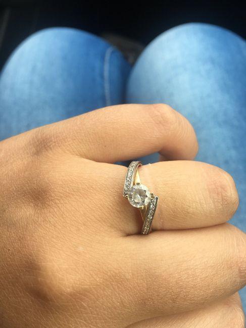 Mostra-nos o teu anel de noivado 😍💍 9